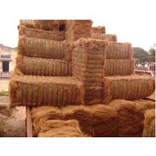 Coconut Brown Coir Fiber