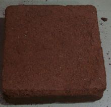 Coir Dust In Blocks