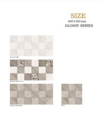 Glossy Polished Glazed Floor Tile