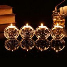 Carved Soapstone Candle Holder