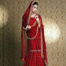 Pakistani Wedding Lehnga