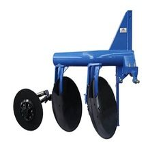 Bottom Disc Plough
