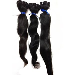 Non Remy Weft Hair