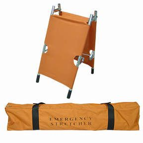 Emergency Folding Stretcher