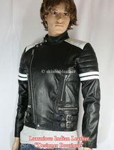 Genuine Sheep Leather  Jacket