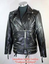 Mens Brando Quilted Biker Jacket