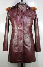 women knee lenght coat