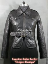 Womens Quilted Casual Jacket