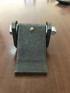 Formed Steel Strap Hinge With Grease Fitting