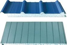 ROOF AND WALL SANDWICH PANEL