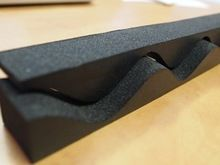 RUBBER PROFILE FOR SHEETS