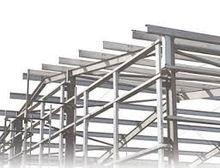 Steel Structures Z & C Purlins