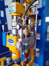 Lpg Cylinder - Valve Changing Machine