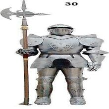 Gothic Suit Of Armor Reproduction