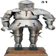 Medieval Collectible Suit Of Armor Reproduction