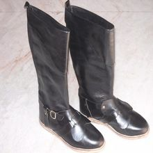 Medieval Leather Vintage Boots Movie Replica Boots