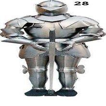Medieval Movie Replica Armor Suit