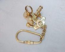 Nautical Sextant Key Chain
