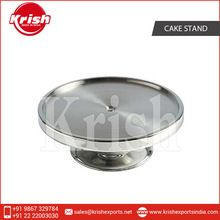 Stainless Steel Cake Stand