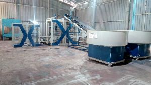 Fly Ash Bricks Block Making Machine
