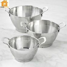 Different Size Stainless Steel Fruit Basket