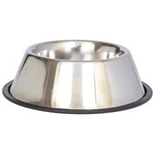 Long Ear Stainless Steel Dog Food Bowl