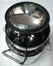 Stainless Steel 5 L Milk Can