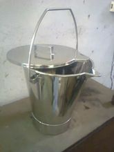 Steel Bucket With Pail