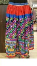 Banjara Vintage Skirts With Hand Embroidery
