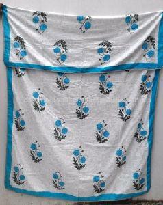 Indian cotton Jaipur hand block print quilts