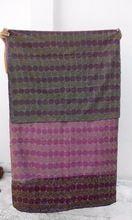 Multi-colored Silk Kantha Shawls