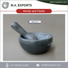 Granite Stone Mortar And Pestle