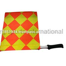 Football Referee Linesman's Flag
