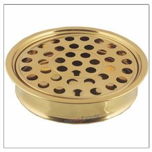 Gold Finish Stainless Steel Communion Tray
