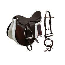 Horse Riding English Saddle Set