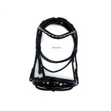 Leather Rolled Round Bridle