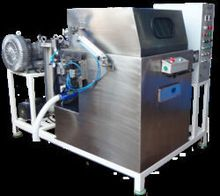 Rotary Parts Cleaning Machine