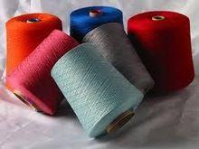 Viscose Blended Dyed Yarn