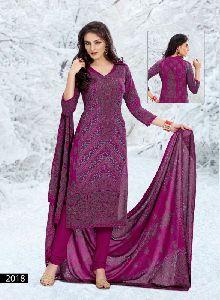 Fancy Winter Suits Salwar Kameez