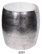 Aluminium Drum Type Stool