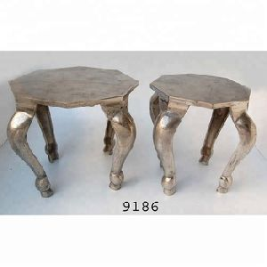 Aluminum Home Decor Stool