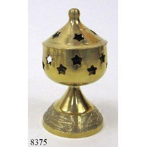 Brass Incense Cone Burners