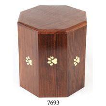Wooden Pet Cremation Urns
