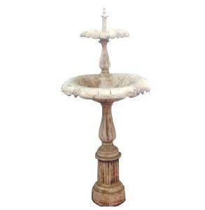 Long Center Garden Fountain