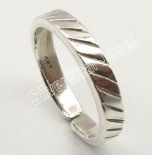 Sterling Silver Beautiful Toe Ring