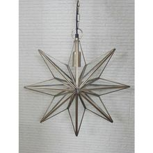 Star Shaped Hanging Christmas Lights