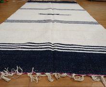 Handmade Cotton Chindi Rug