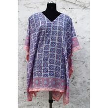 Printed Cotton Women Caftan