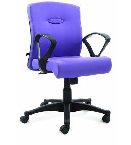 Revolving Chair medium Back