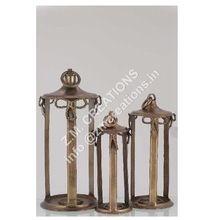 Brass Antique Indoor Lantern